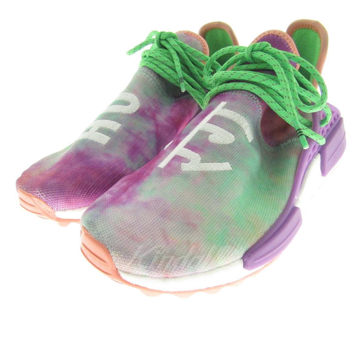 【中古】adidas originals × Pharrell Williams PW HU HOLI NMD MC スニーカー 【送料無料】 【006844】 【KIND1550】