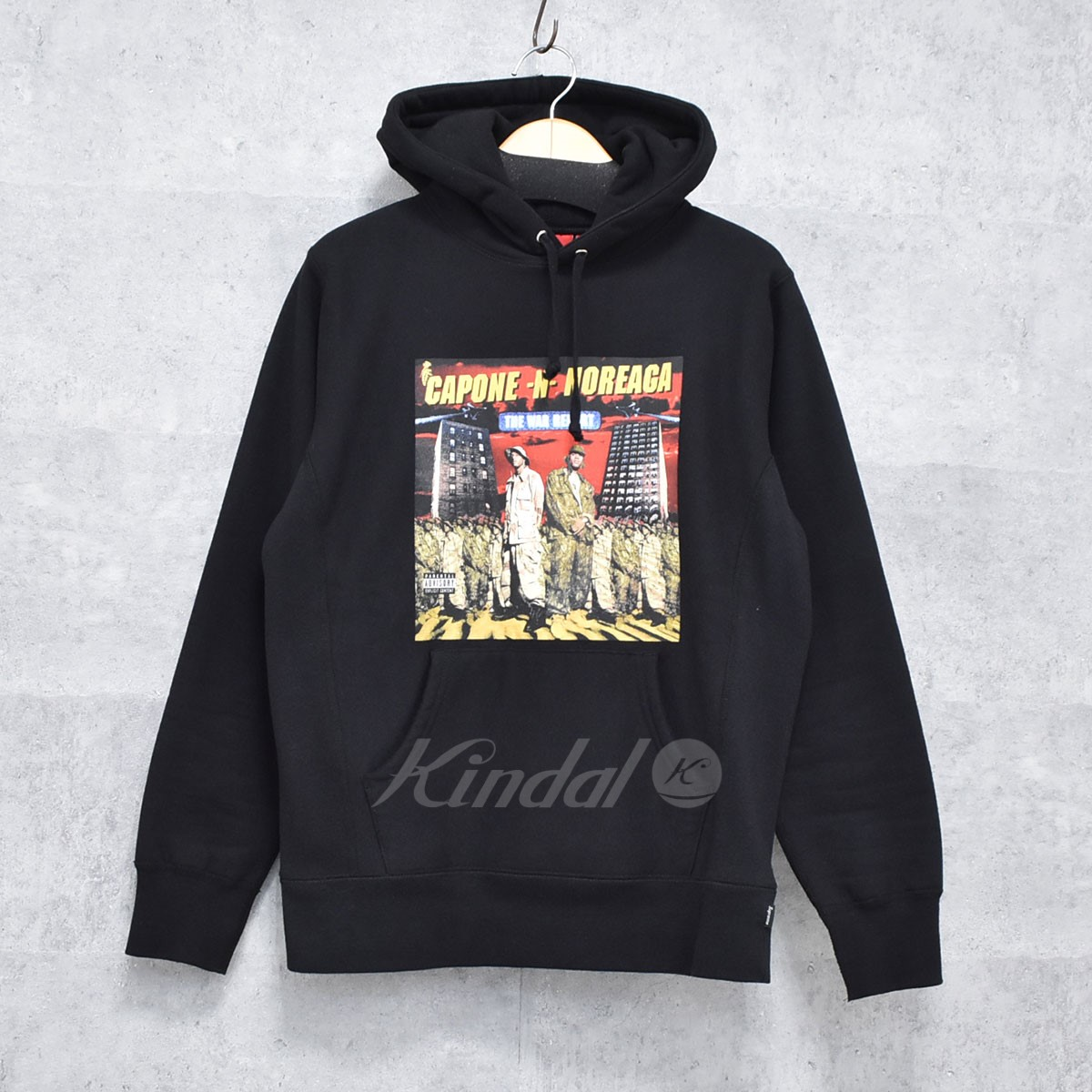 【中古】SUPREME 16AW  the war report hooded sweatshirt プルオーバーパーカー 【送料無料】 【002331】 【KIND1550】