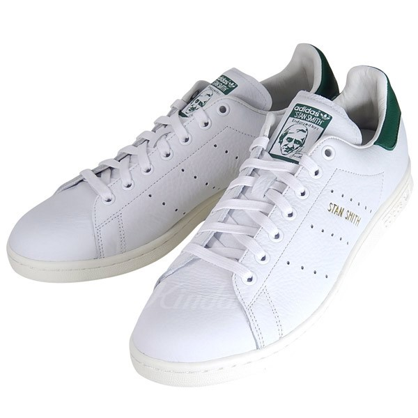 adidas STAN SMITH Stan Smith 18SS sneakers CQ2871 white green size: 28. 5cm (Adidas)