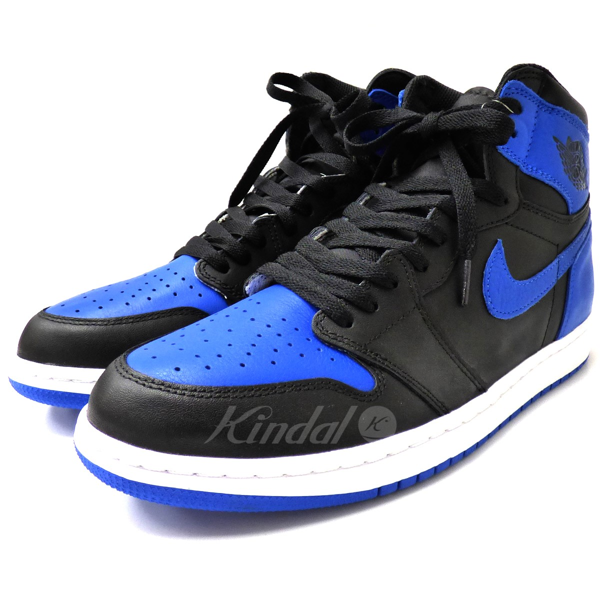 【中古】NIKE AIR JORDAN 1 RETRO HIGH OGエアジョーダン1 【送料無料】 【002492】 【KIND1550】