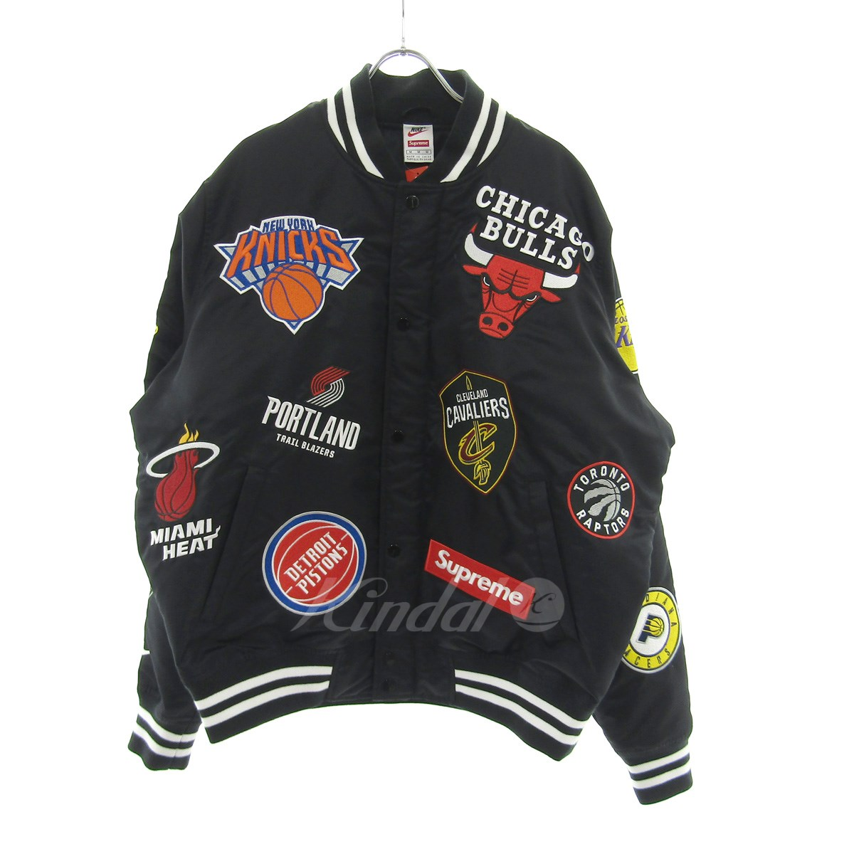 新素材新作 【中古 jacket】SUPREME×NIKE 18SS NBA warm jacket ウォームアップジャケット【送料無料】【送料無料】 NBA【008190】【銅】, fabricbeens:510dd6c5 --- jf-belver.pt