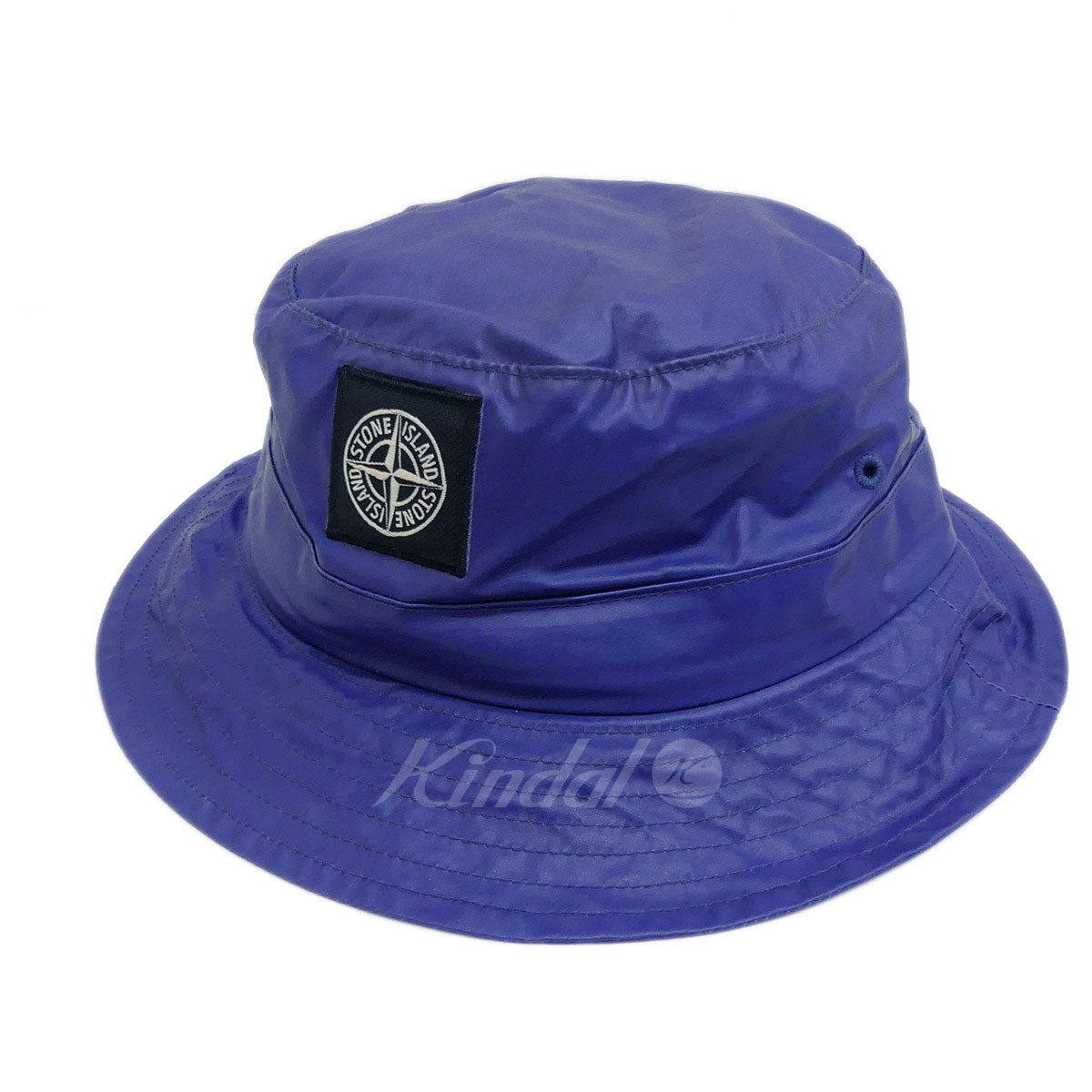 【中古】SUPREME × STONE ISLAND バケットハット Heat Reactive Crusher Hat 【056998】 【KIND1327】