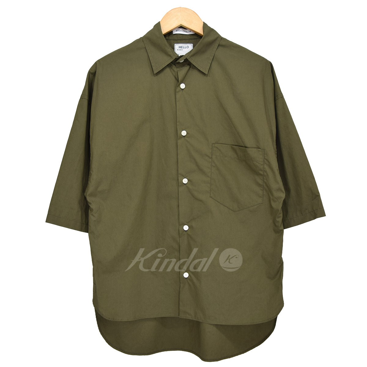 【中古】MADISON BLUE J.BRADLEY SHIRT 【送料無料】 【001032】 【KIND1550】