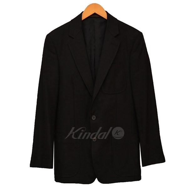 【中古】LOUIS VUITTON 2B ジャケット テーラードジャケット 【送料無料】 【001431】 【KIND1489】
