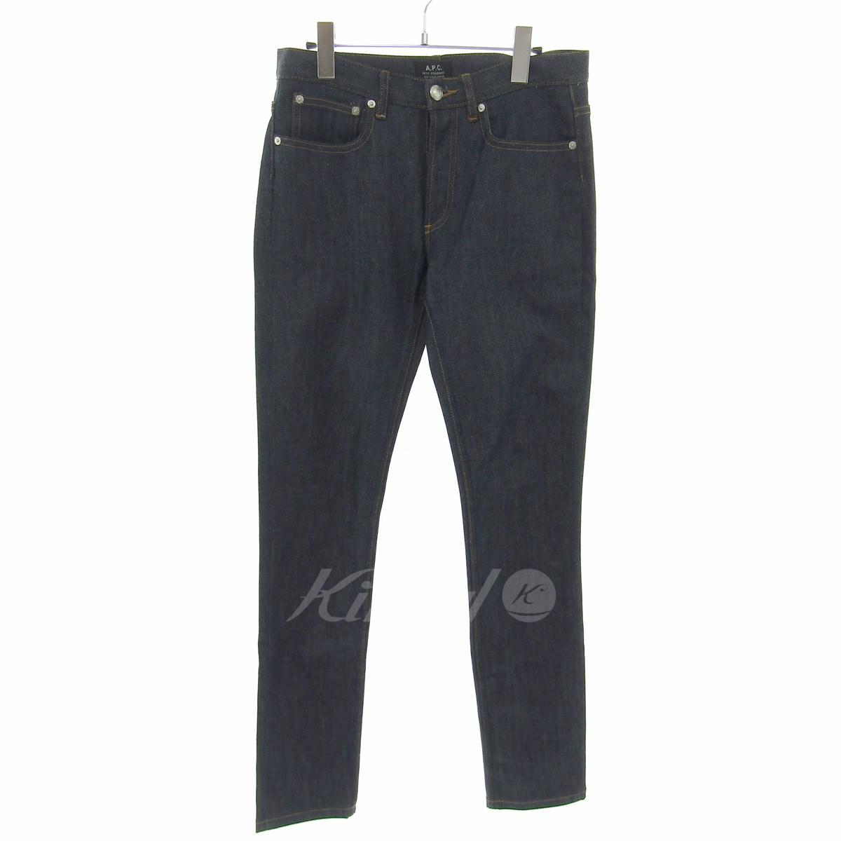 【中古】A.P.C. PETIT STANDARD デニムパンツ 【011657】 【銅】