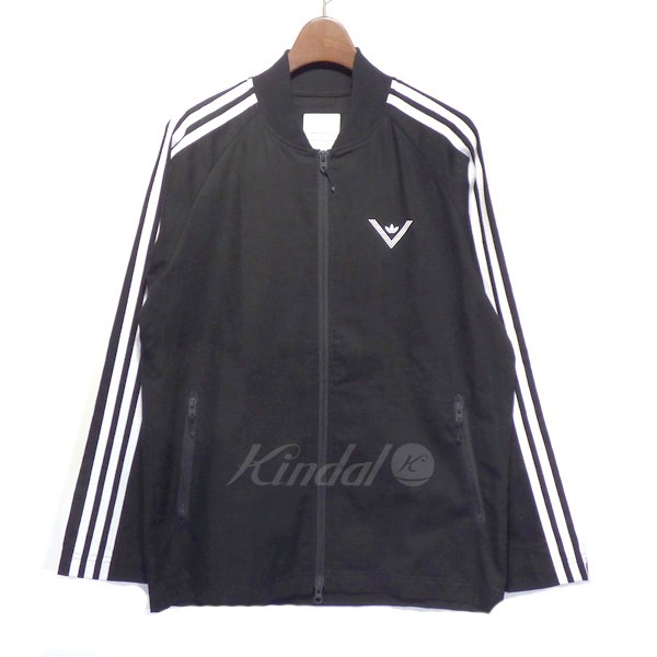 【中古】adidas Originals × White Mountaineering トラックジャケット 【051500】 【銅】