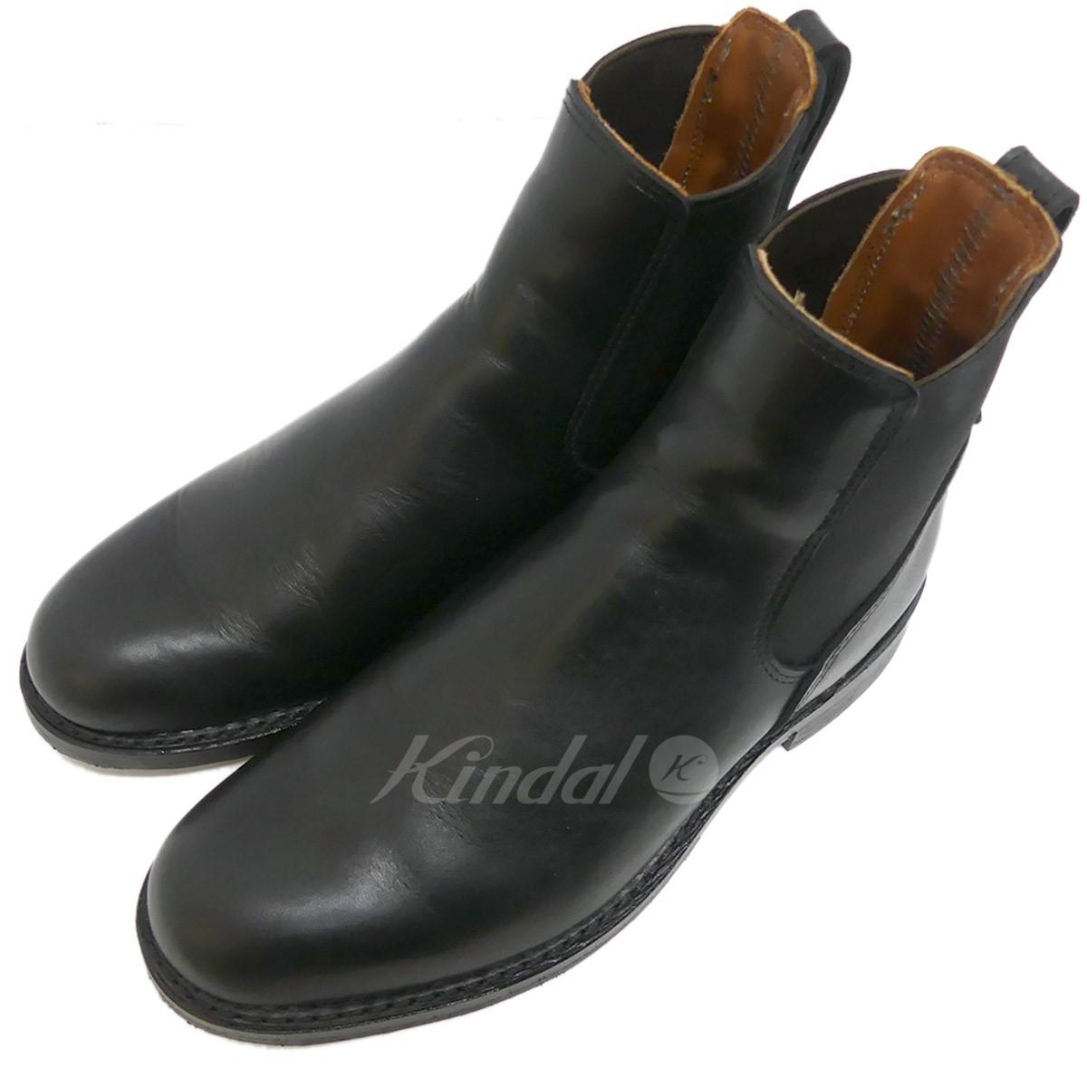 【中古】RED WING Mil-1Congress Boots 9079 サイドゴアブーツ ブラック サイズ:6 1/2 【送料無料】 【250518】(レッドウィング)