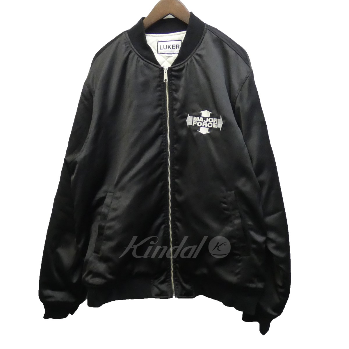 【中古】LUKER BY NEIGHBORHOOD 18SS 「MF.VARSITY/E-JKT」 【送料無料】 【064944】 【銅】