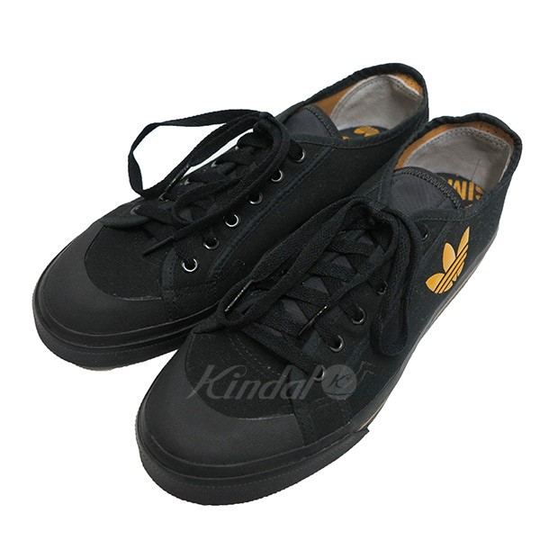 【中古】adidas by RAF SIMONS SPIRIT LOWスニーカー 【送料無料】 【000814】 【KIND1641】