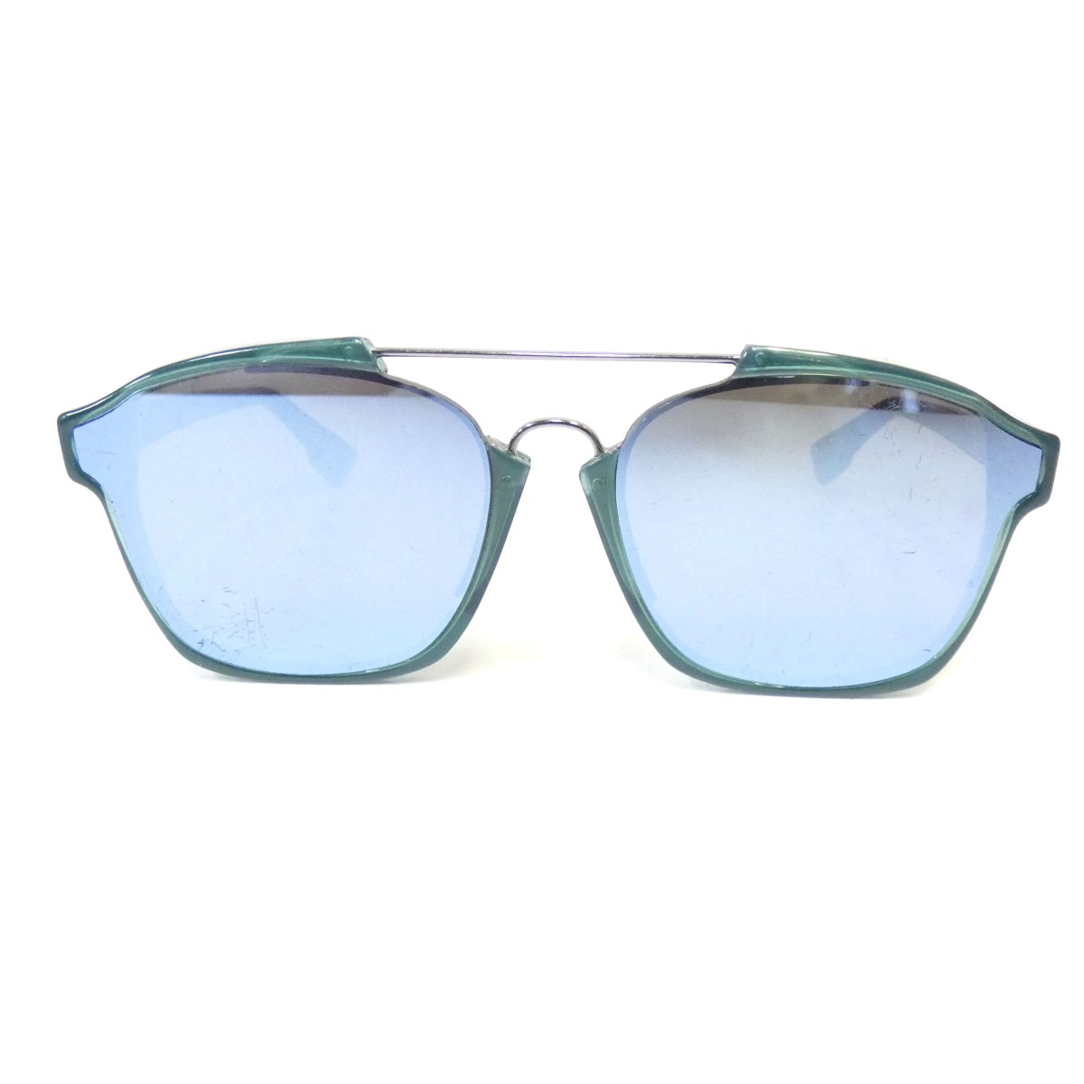 9dbf2d3471f60 kindal  Christian Dior Abstract mirror lens sunglasses