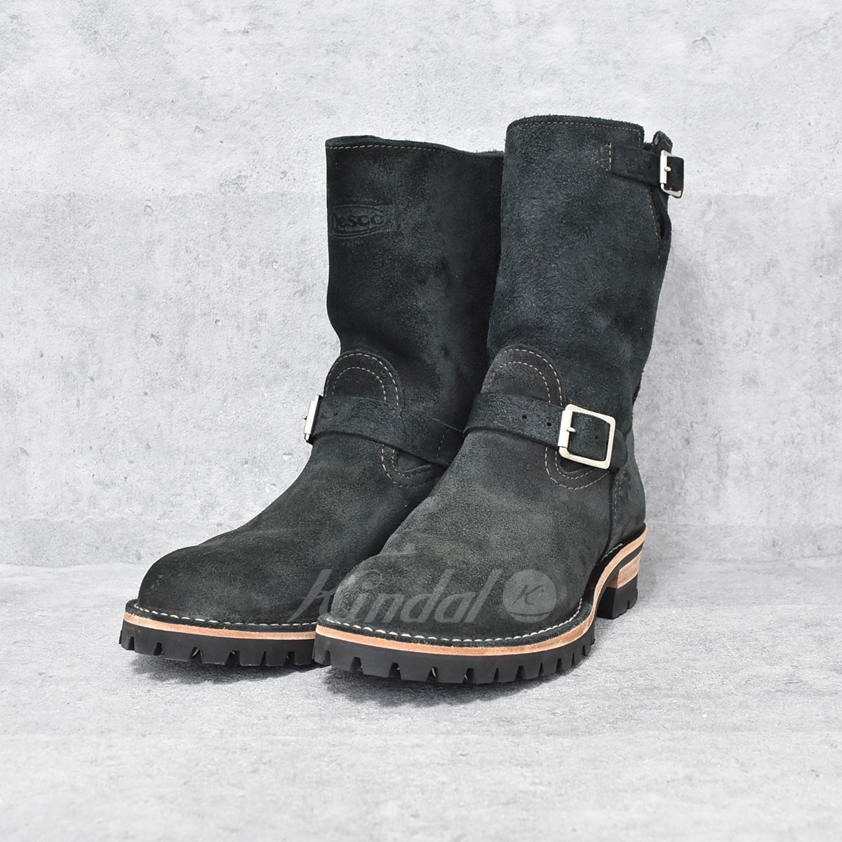 【中古】WESCO Custom BOSS ブーツ 【送料無料】 【112249】 【KIND1550】