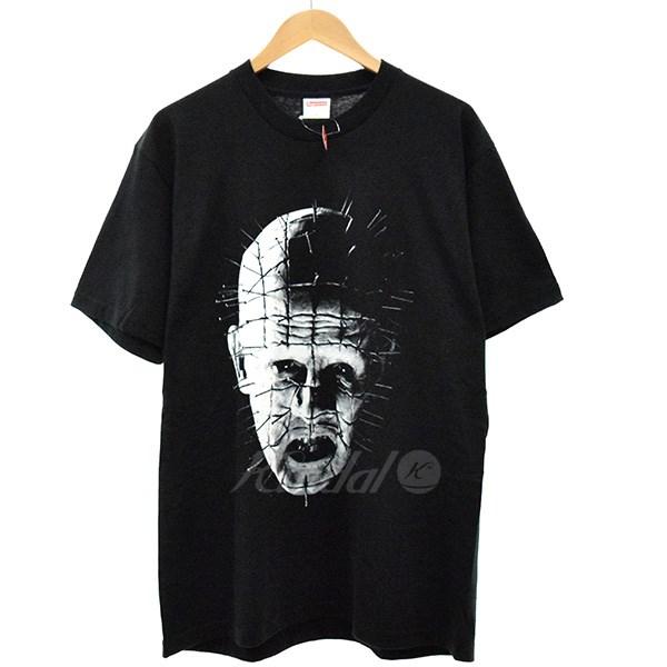 【中古】SUPREME 18SS Hellraiser Pinhead Tee ヘルレイザーTシャツ ブラック サイズ:M 【送料無料】 【060618】(シュプリーム)