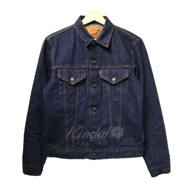 【中古】or Slow オアスロウ 60's Denim Jacket -One Wash デニムジャケット インディゴ サイズ:JPN/S(1) 【送料無料】 【090618】(オアスロウ)