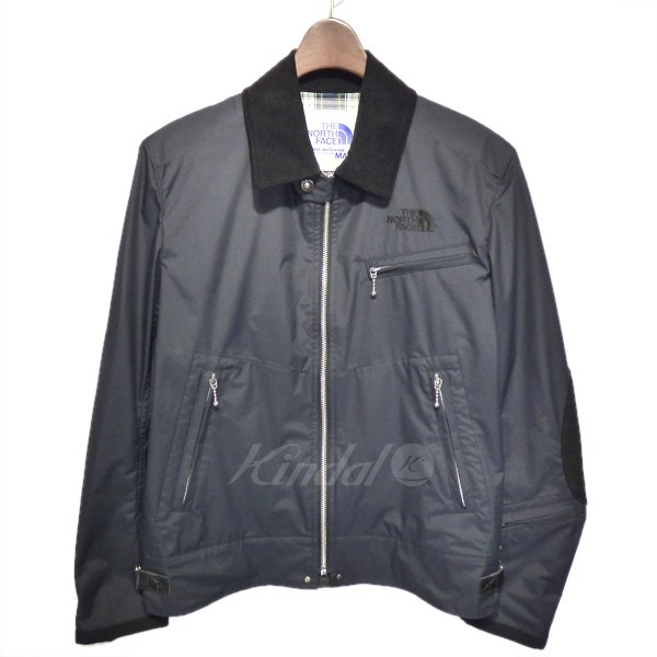 【中古】EYE JUNYA WATANABE COMME des GARCONS MAN ×THE NORTH FACE 2017SS ジップアップブルゾン 【送料無料】 【042348】 【KIND1550】