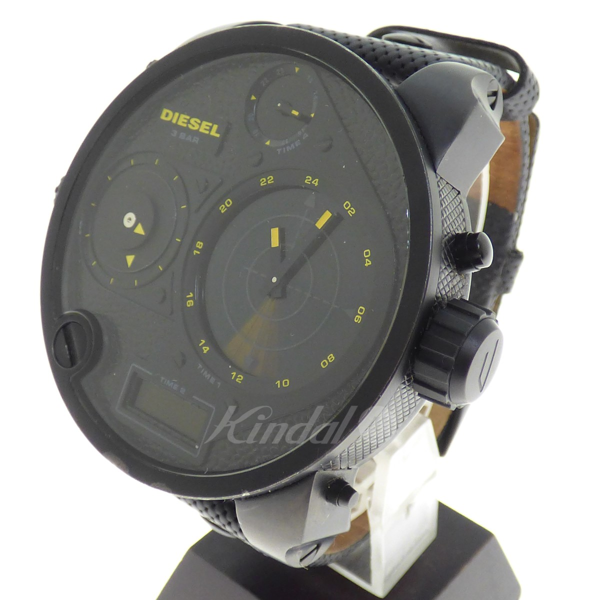 【中古】DIESEL Mr. Daddy 時計 【送料無料】 【064785】 【KIND1489】