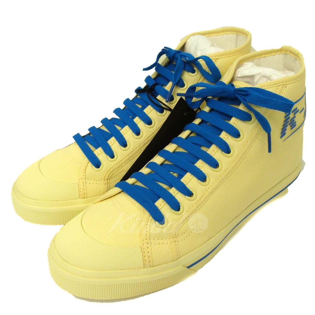 【中古】adidas by RAF SIMONS 「MATRIX SPIRIT H」ハイカットスニーカー 【送料無料】 【079202】 【星】