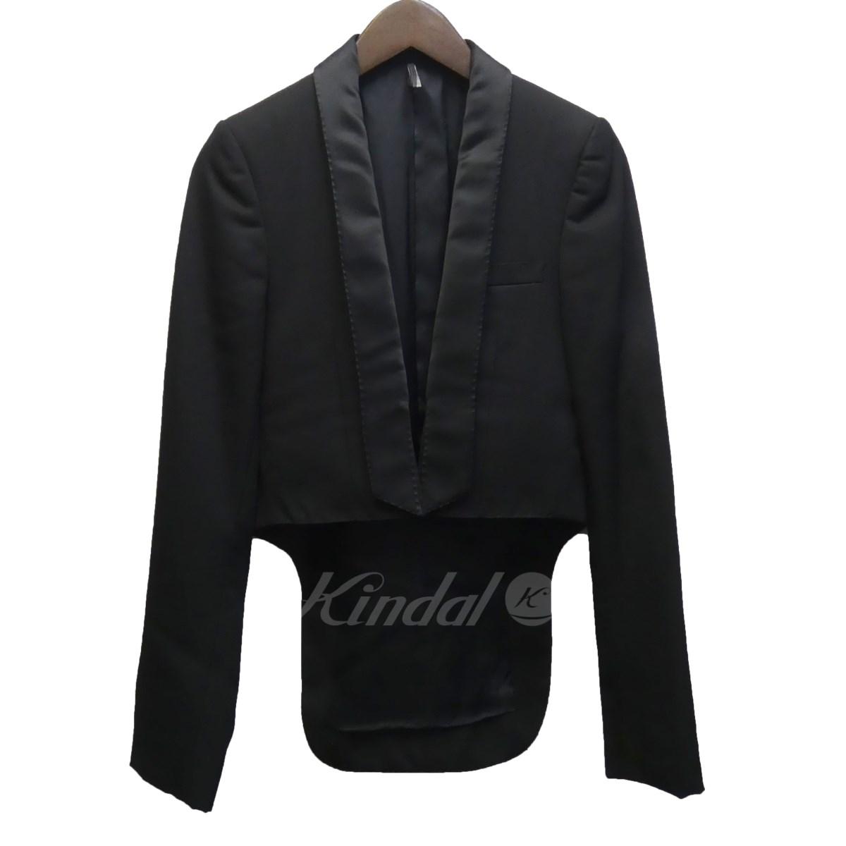 【中古】Dior Homme 06SS 燕尾ジャケット 【送料無料】 【071751】 【星】