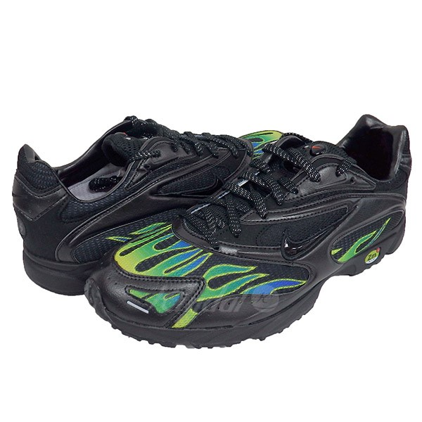 【中古】SUPREME×NIKE 2018SS Air Streak Spectrum Plus スニーカー 【送料無料】 【001370】 【KIND1550】