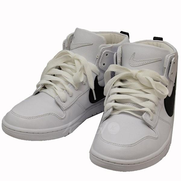buy popular 69706 70300 NIKE X Riccardo Tisci DUNK LUX CHUKKA 910,088-101 sneakers dunk white size   27 ...