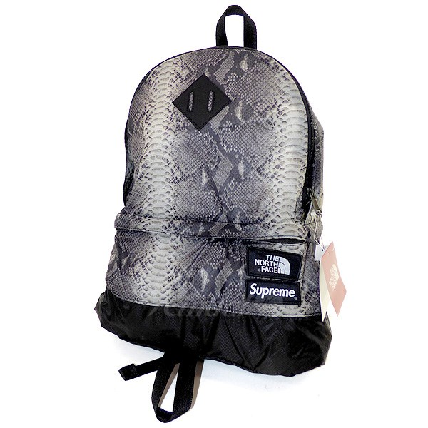 【中古】SUPREME ×THE NORTH FACE【Snakeskin Lightweight】2018SS リュック 【送料無料】 【159237】 【KIND1550】