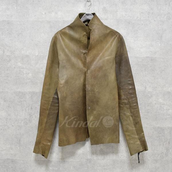 【中古】M.A. レザーシャツ 【送料無料】 【161650】 【KIND1550】