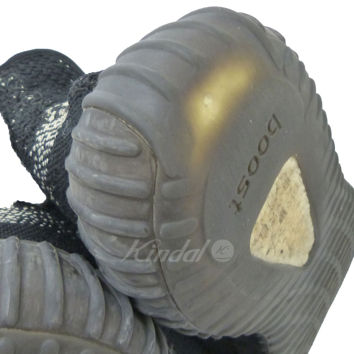0c38a465c894 BOOST 「YEEZY West Kanye by 【中古】adidas 350 【300618 ...