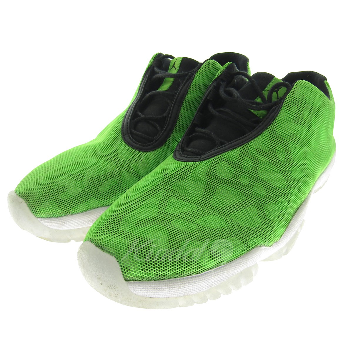 c0248ab1cf1 kindal: NIKE AIR JORDAN FUTURE LOW sneakers green size: 26. 5 (Nike ...