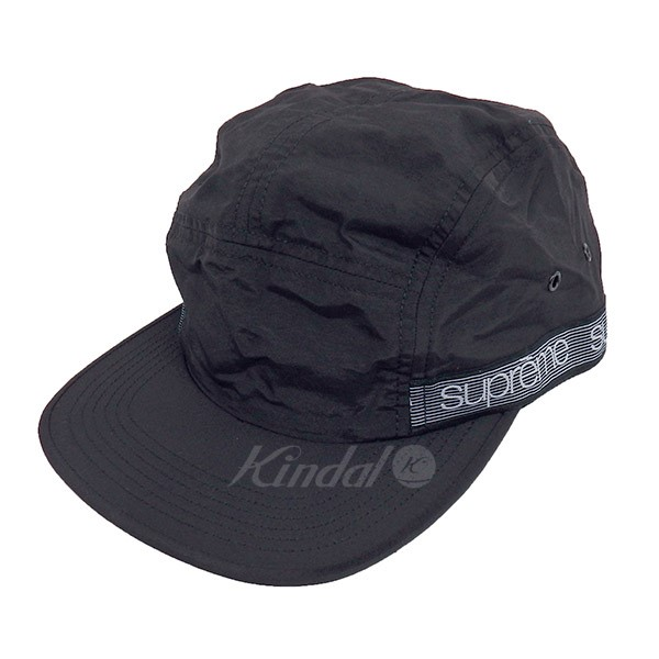 【中古】SUPREME 2018SS Tonal Taping Camp Cap 【送料無料】 【001572】 【KIND1550】