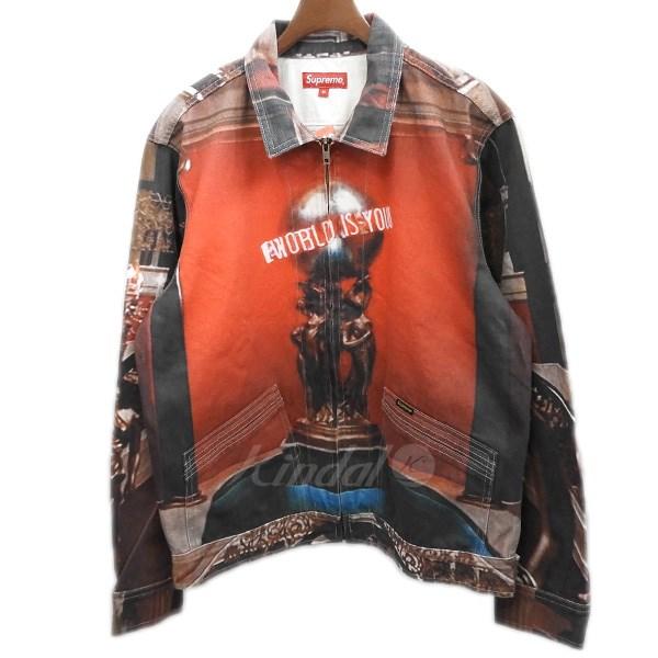 最新情報 【中古 Denim】SUPREME 17AW「Scarface The World サイズ:M Is Yours Denim Jacket」Gジャン Is ブラック サイズ:M【送料無料】【140718】(シュプリーム), グラシアスジャパン:b86c38f0 --- denshichi.xyz