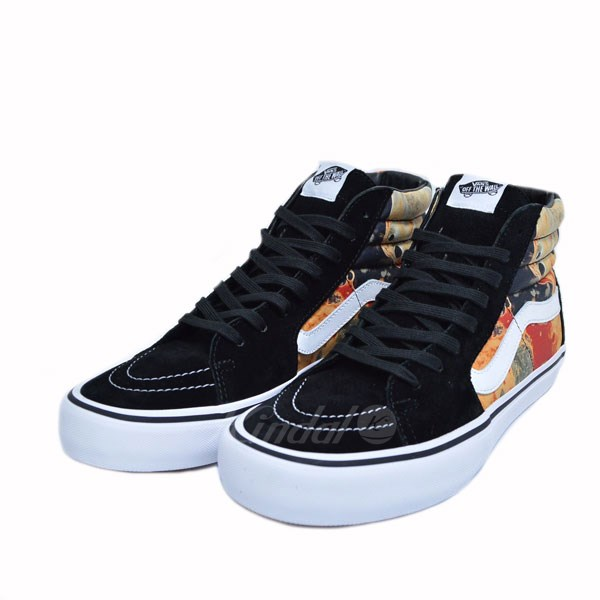 【中古】Supreme×VANS 17AW Blood and Semen Sk8-Hi スニーカー 【送料無料】 【005141】 【KIND1550】