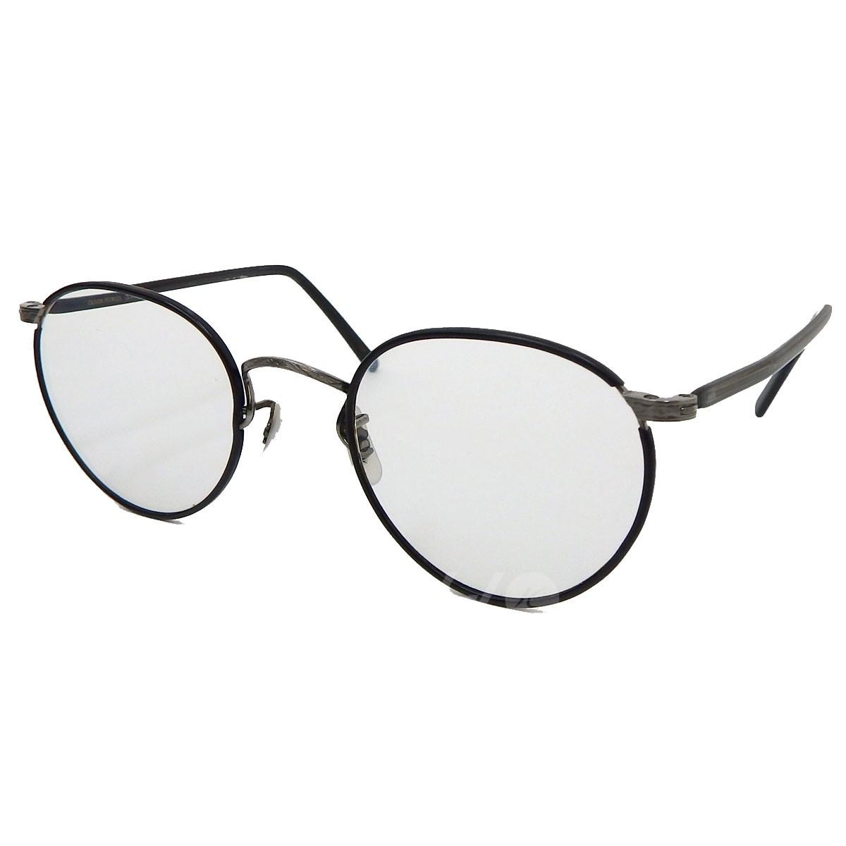 【中古】OLIVER PEOPLES OP-78R 眼鏡 ブラック サイズ:47□22-143 【送料無料】 【280718】(オリバーピープルズ)