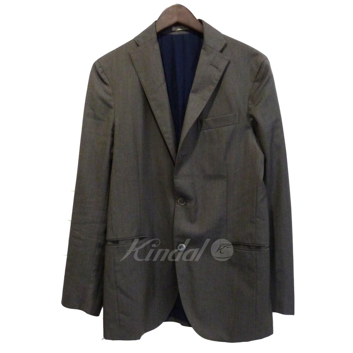【中古】BOGLIOLI 「DOVER」 ノッチド3Bジャケット 【送料無料】 【030924】 【KIND1550】