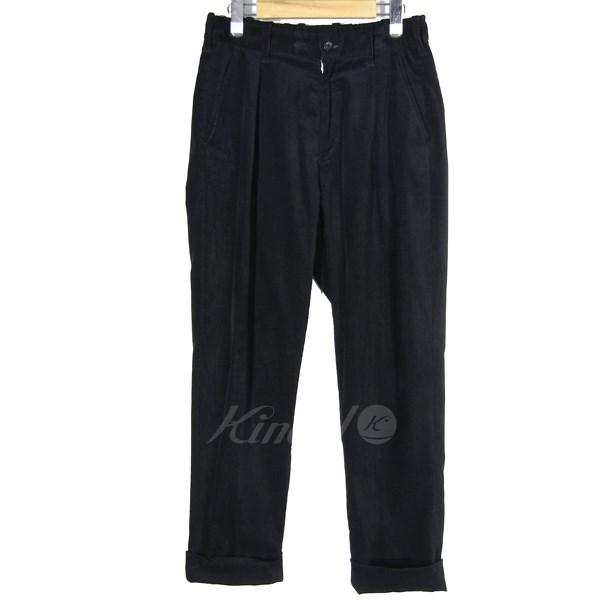 ★日本の職人技★ 【中古】superNova. Utility Trouser Trouser - Gabardine Gabardine Utility ブラック サイズ:-【送料無料】【300718】(スーパーノヴァ), すりーむ:5e38f636 --- gipsari.com
