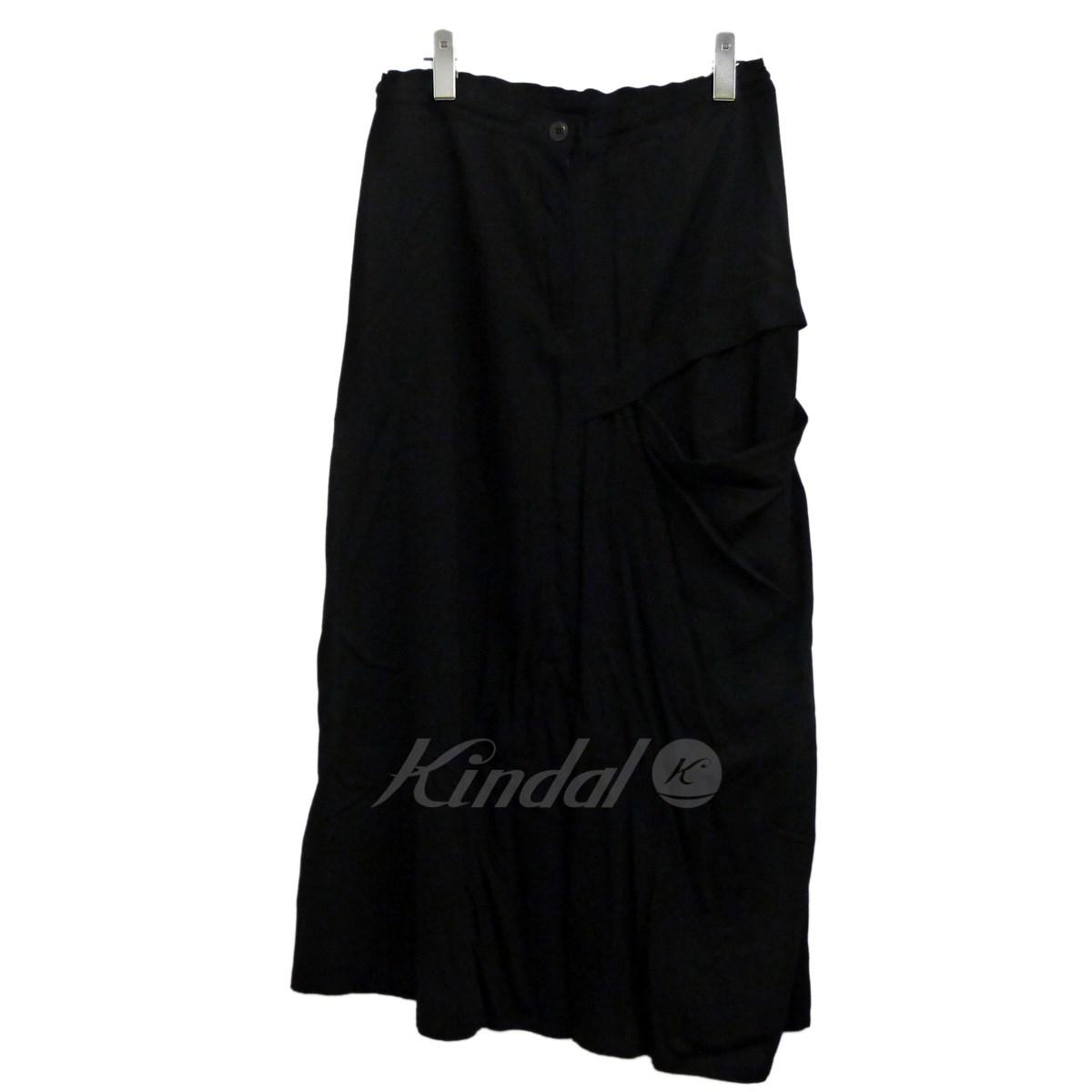 【中古】Ys 18SS「SAMPLE」スカート ブラック サイズ:- 【送料無料】 【300718】(ワイズ)