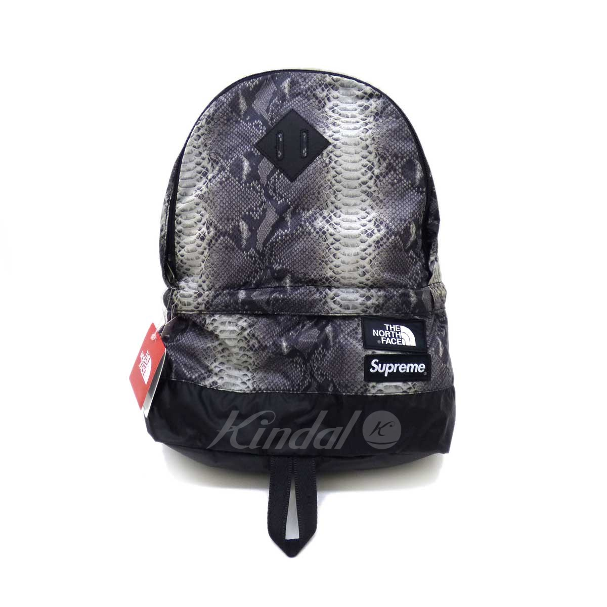 【中古】SUPREME×THE NORTH FACE Snale Lightweight Daypack バックパック 半タグ 【送料無料】 【078801】 【KIND1550】