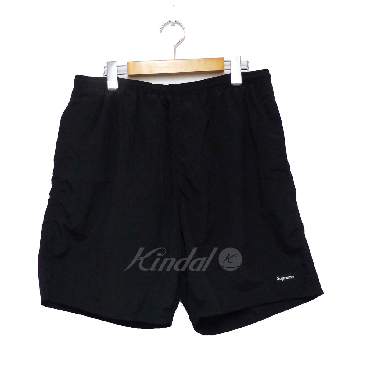 【中古】SUPREME 2018SS Nylon Water Short 【送料無料】 【059931】 【KIND1550】