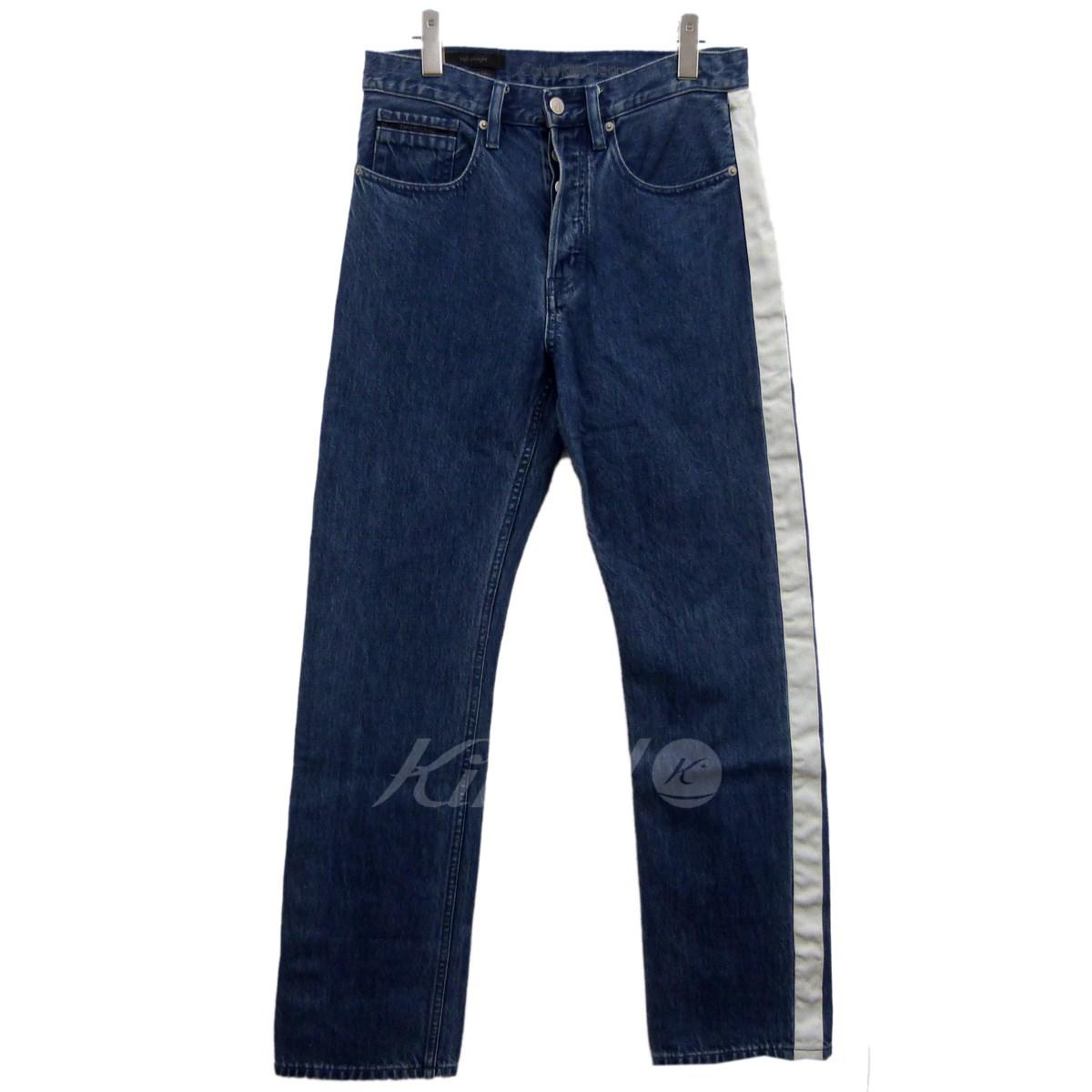 注目のブランド 【中古】Calvin Klein サイズ:W28/L32 Jeans 18SS「high Jeans straight」ライトデニムパンツ インディゴ Klein サイズ:W28/L32【送料無料】【040818】(カルバンクラインジーンズ), シーボディオフィシャル:d6fbaecc --- gipsari.com
