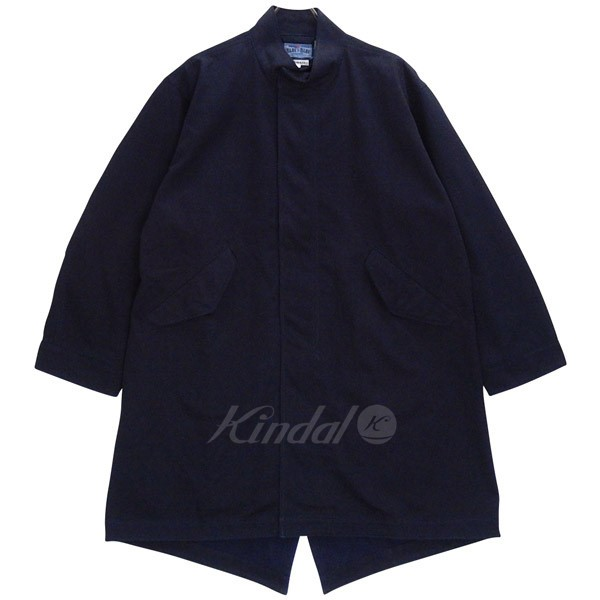 【中古】BLUE BLUE INDIGO CHINO FISH TAIL COAT フィッシュテールコート 【送料無料】 【001930】 【KIND1550】