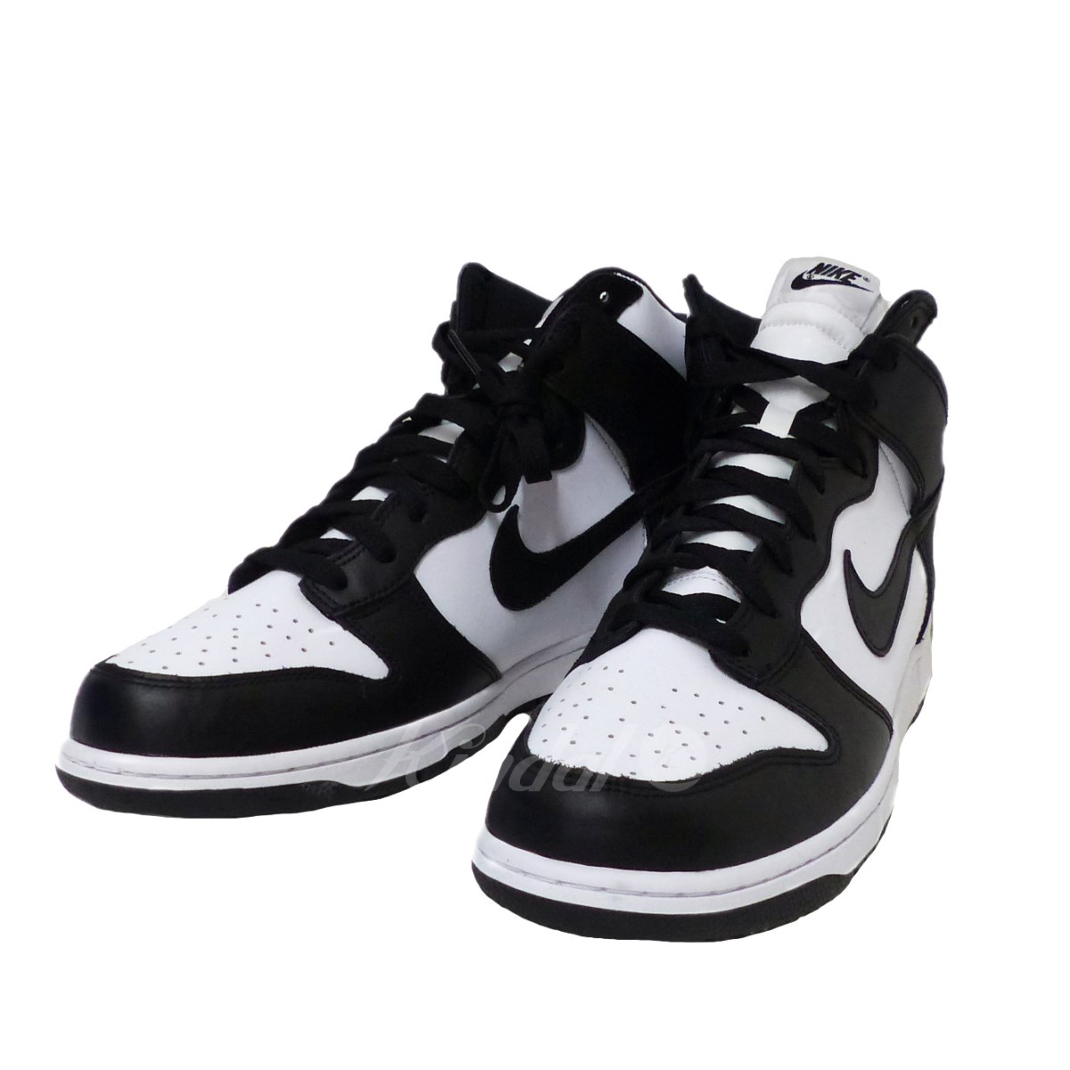 brand new 63df3 c1f37 ... buy nike dunk high retro sneakers white x black size us10. 5 nike 2fe24  3fae5