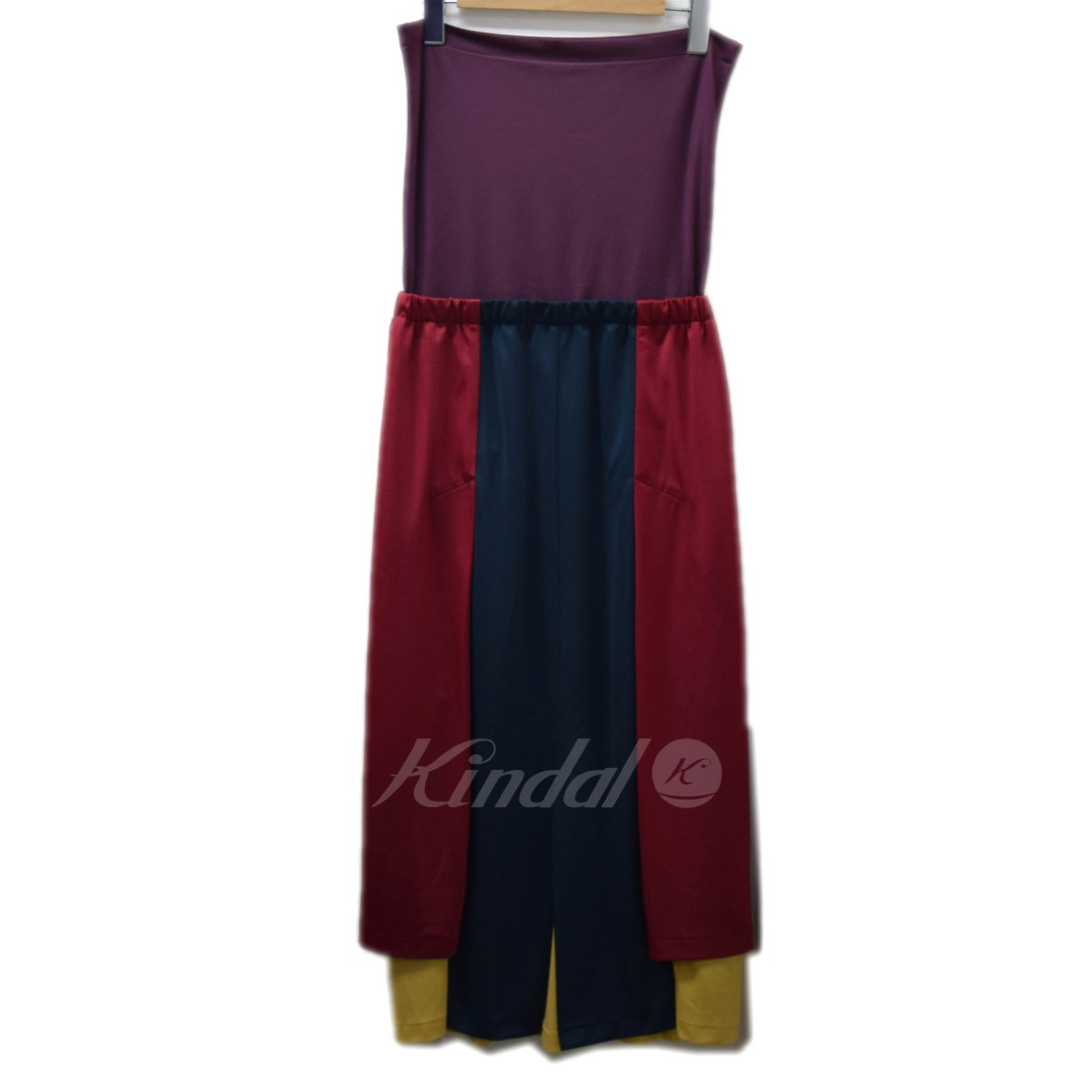 【中古】TOGA PULLA 2017SS JERSEY DRESS 2WAY 【送料無料】 【001638】 【KIND1550】