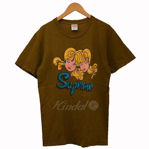【中古】Supreme 2013AW Twins Tee ツインズ Tシャツ 双子 【送料無料】 【001885】 【KIND1550】