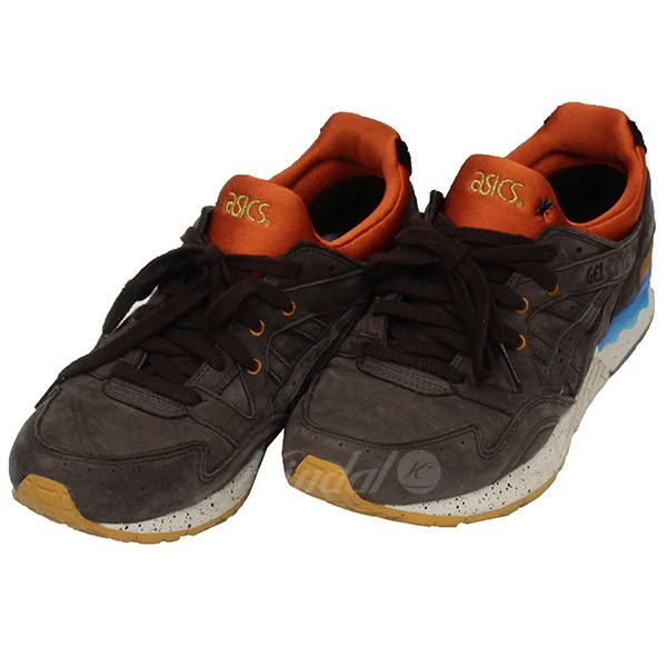 reputable site 7c494 85463 Asics X LIMITEDITTONS H50QK GEL LYTE V sneakers brown size: 28cm (ASICS  limited edition)