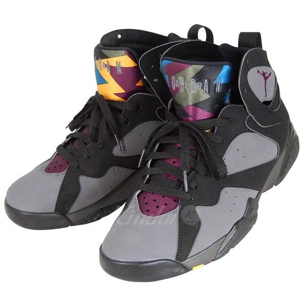 beed4d21947be2 ... closeout nike air jordan 7 retro bordeaux sneakers black gray other  size 27cm nike 04d99 34d55