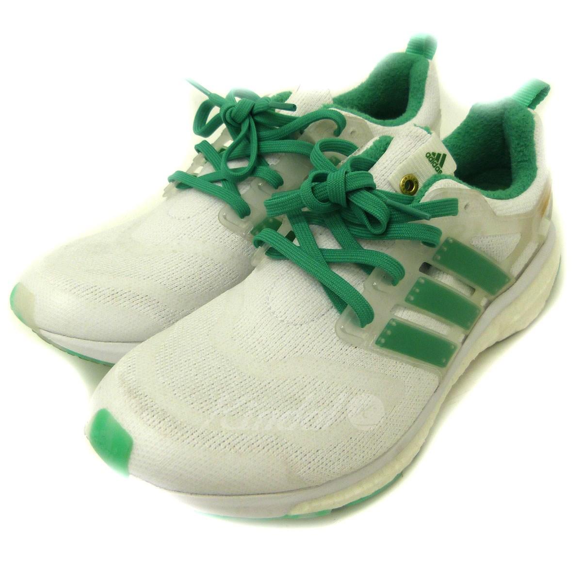 【中古】adidas Consotium×CONCEPTS 「ENERGY BOOST SHIATS」スニーカー 【送料無料】 【103099】 【KIND1641】
