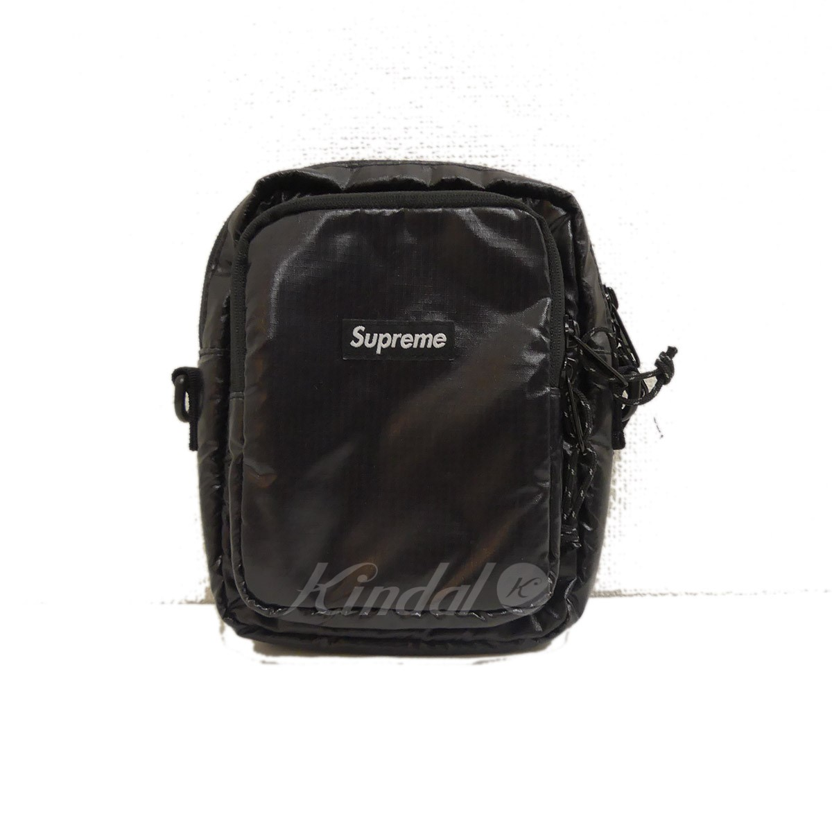 【中古】SUPREME RIPSTOP NYLON IL SHOULDER BAG 【送料無料】 【114070】 【KIND1550】