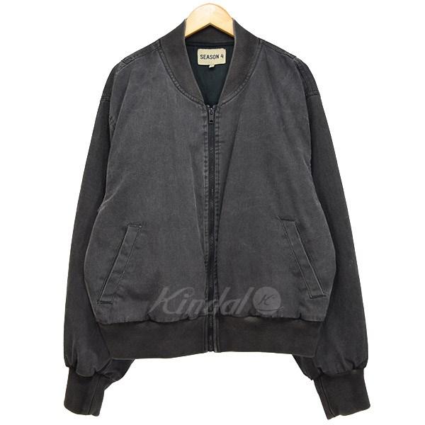 【中古】Yeezy Season 4 BOMBER ボンバージャケット 【送料無料】 【005781】 【KIND1550】