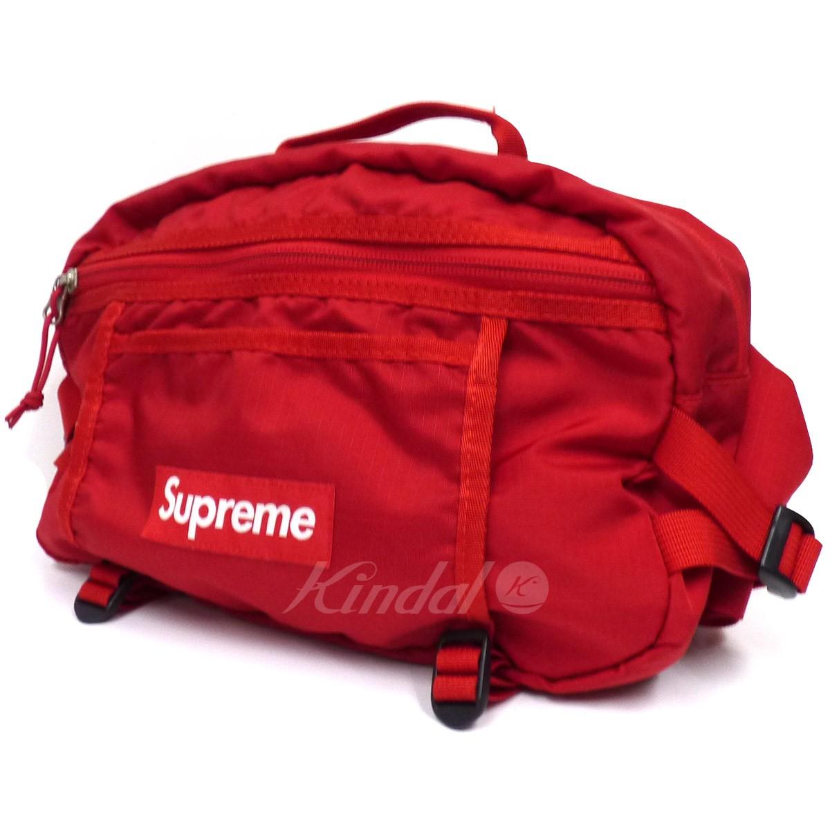 【中古】SUPREME 16SS Shoulder Bagショルダーウエストバッグ 【送料無料】 【001282】 【SK1481】