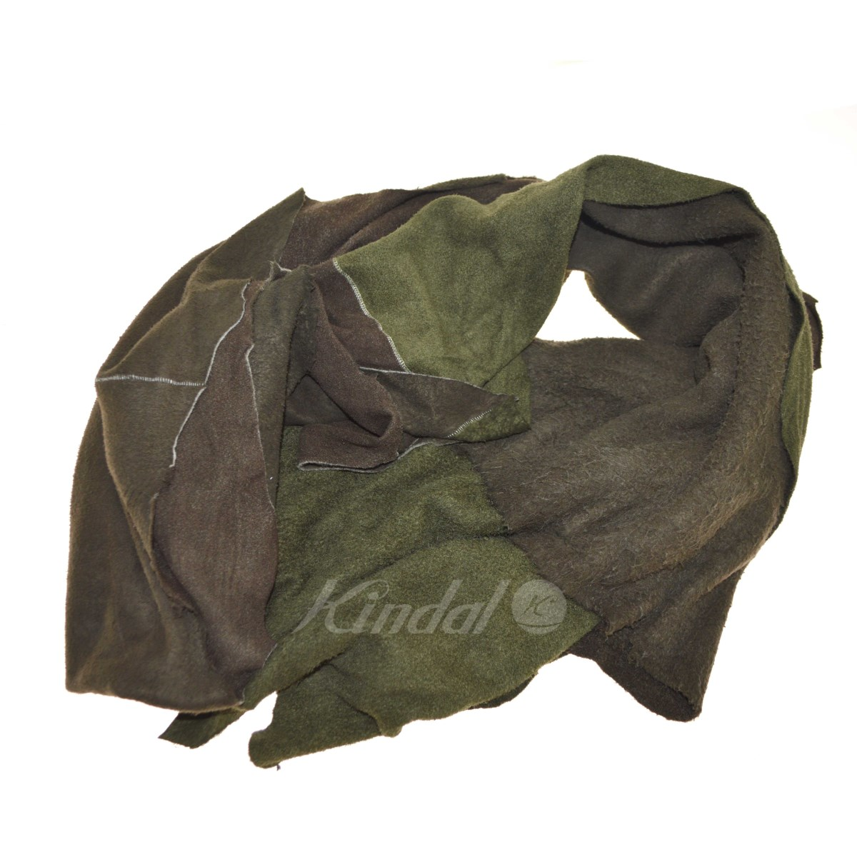 【中古】TAKAHIROMIYASHITA TheSoloIst. new rough out scarf スカーフ 【送料無料】 【092548】 【KIND1490】