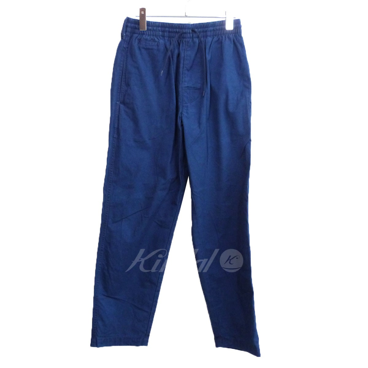 【中古】DESCENDANT 18SS 「SHORE 01 HOMME/TWILL PANT」ツイルイージーパンツ 【送料無料】 【119740】 【KIND1550】