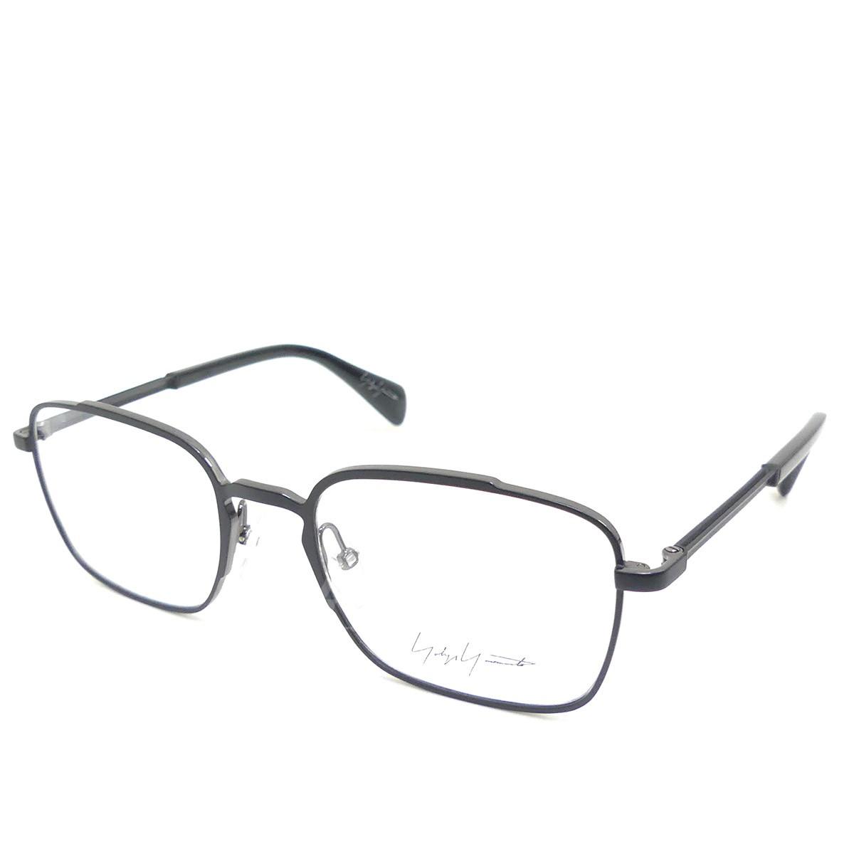【中古】YOHJI YAMAMOTO 眼鏡 YY3006 メタルフレーム 【送料無料】 【120200】 【KIND1550】